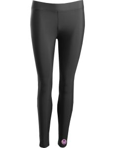 Black PE Leggings - Printed with Bexhill Academy Logo