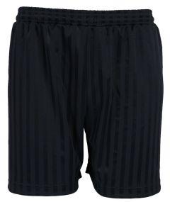 Black Shorts - Plain (No Logo)