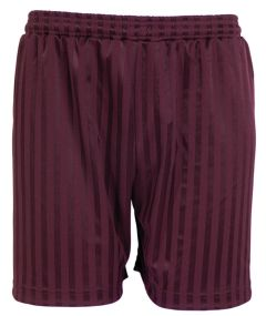 Bluemax Shorts Burgundy
