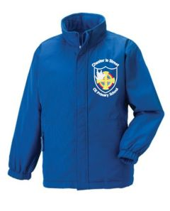 Royal Reversible School Primary - Embroidered with Chester Le Street Primary School Logo