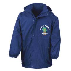 Royal Stormproof Coat - Embroidered with Esh C.E. Primary School Logo