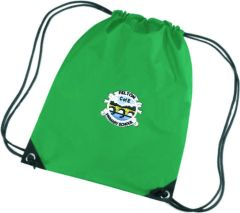 Emerald PE Bag - Embroidered with Felton CofE Primary School logo