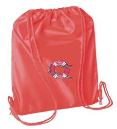 PE Bag - Embroidered with Marine Park First School Logo
