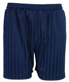 Navy Shorts - Plain (No Logo)
