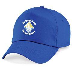 Royal Cap - Embroidered with Sir James Knott Nursery School logo