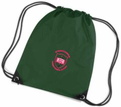 Bottle PE Bag - Embroidered with St Paul's Catholic Primary School Logo (Alnwick)