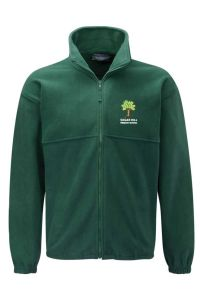 *STAFF ONLY* Bottle Polar Fleece - Embroidered with Sugar Hill Primary School Logo + Outstanding Logo on Sleeve
