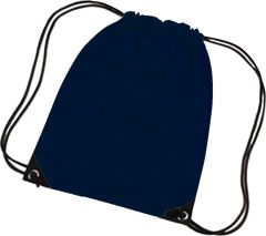 Navy Plain PE Bag - for Waterville Primary School