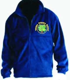 Royal Fleece - Embroidered with Yohden Primary School logo