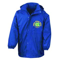 Royal Result Stormproof Coat - Embroidered with Yohden Primary School logo